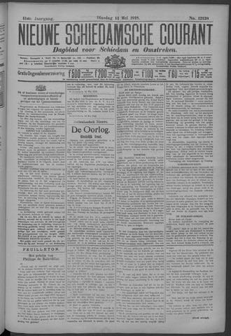 Nieuwe Schiedamsche Courant 1918-05-14