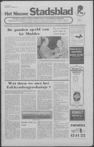 Het Nieuwe Stadsblad 1971-12-08