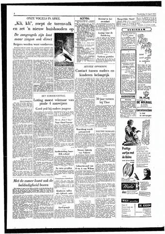 Rotterdamsch Parool / De Schiedammer 1955-04-14