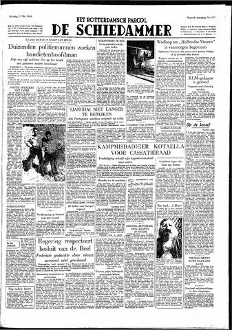 Rotterdamsch Parool / De Schiedammer 1949-05-17