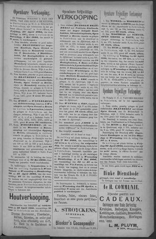 Nieuwe Schiedamsche Courant 1886-04-26
