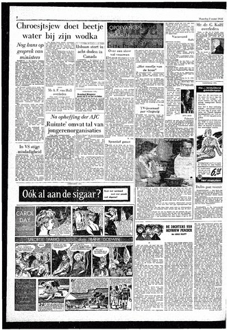 Rotterdamsch Parool / De Schiedammer 1959-03-02