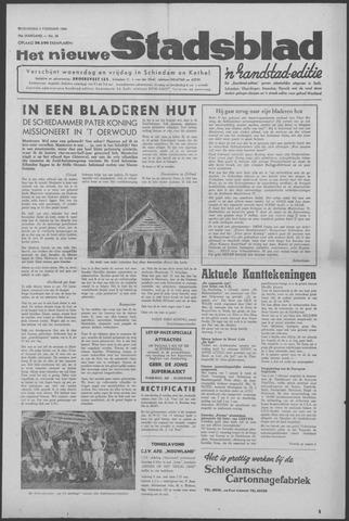 Het Nieuwe Stadsblad 1964-02-05