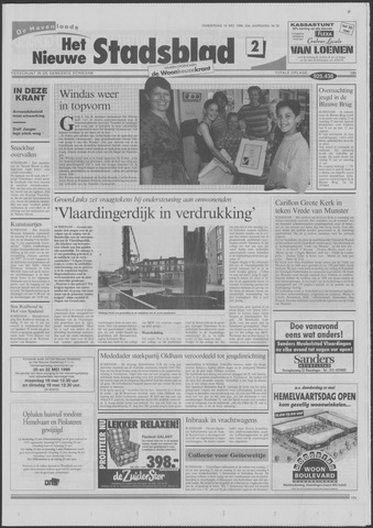 Het Nieuwe Stadsblad 1998-05-14