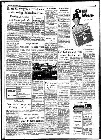 Rotterdamsch Parool / De Schiedammer 1962-02-10