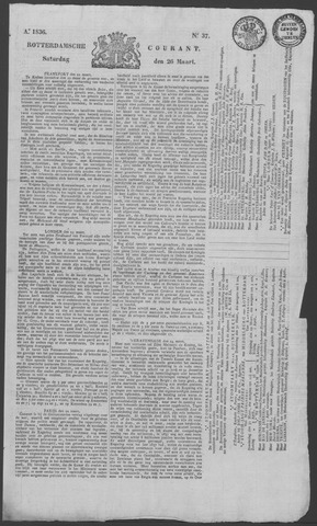 Rotterdamse Courant 1836-03-26