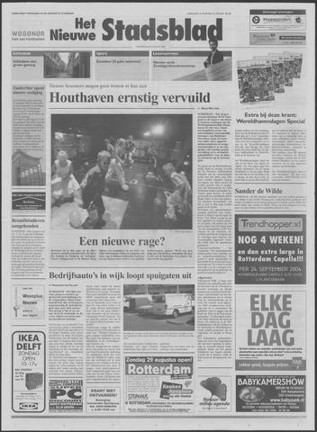 Het Nieuwe Stadsblad 2004-08-25