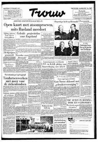 Trouw / De Rotterdammer 1957-03-25