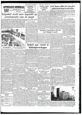 Rotterdamsch Nieuwsblad / Schiedamsche Courant / Rotterdams Dagblad / Waterweg / Algemeen Dagblad 1964-01-22