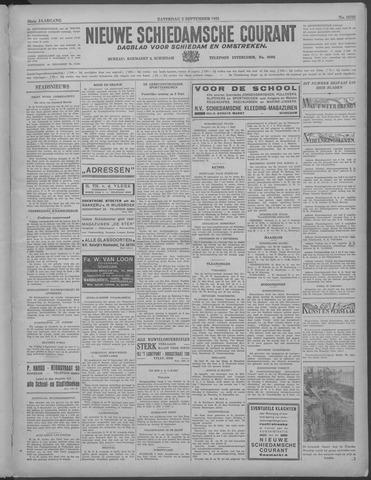 Nieuwe Schiedamsche Courant 1933-09-02