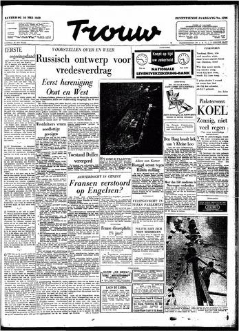 Trouw / De Rotterdammer 1959-05-16