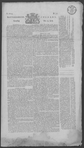Rotterdamse Courant 1823-06-14
