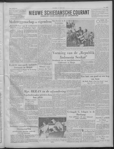 Nieuwe Schiedamsche Courant 1949-07-25