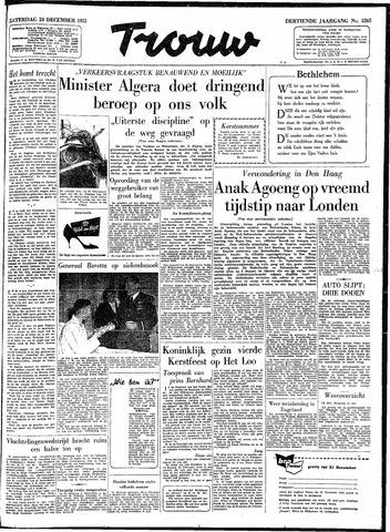 Trouw / De Rotterdammer 1955-12-24