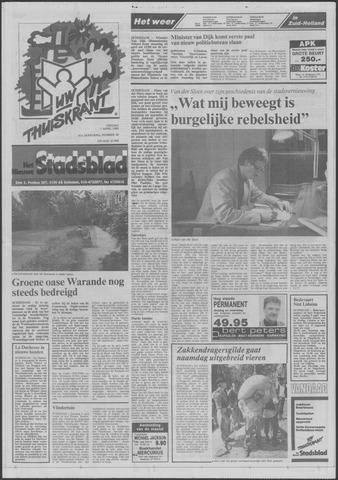 Het Nieuwe Stadsblad 1989-04-07
