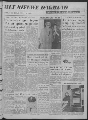 Nieuwe Schiedamsche Courant 1962-02-10