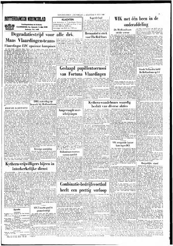 Rotterdamsch Nieuwsblad / Schiedamsche Courant / Rotterdams Dagblad / Waterweg / Algemeen Dagblad 1966-06-06