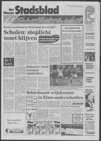 Het Nieuwe Stadsblad 1984-09-26