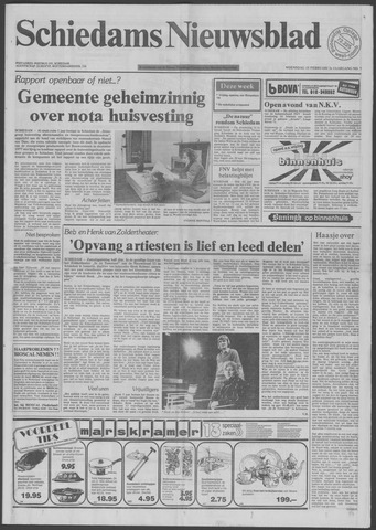 Schiedams Nieuwsblad 1978-02-15