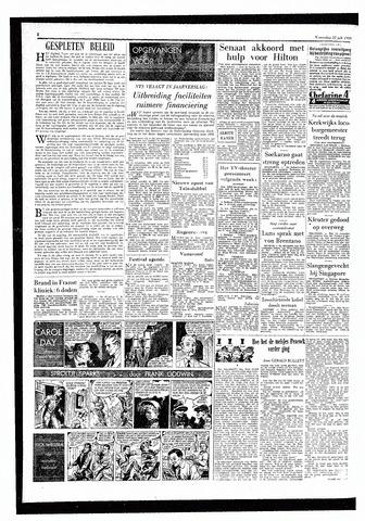 Rotterdamsch Parool / De Schiedammer 1959-07-22