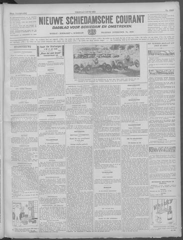 Nieuwe Schiedamsche Courant 1933-06-09