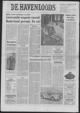 De Havenloods 1968-07-11