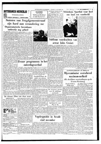 Rotterdamsch Nieuwsblad / Schiedamsche Courant / Rotterdams Dagblad / Waterweg / Algemeen Dagblad 1965-10-15