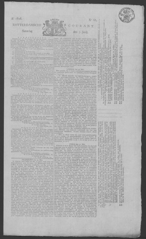 Rotterdamse Courant 1826-06-03