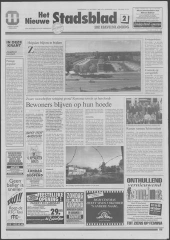 Het Nieuwe Stadsblad 1995-10-12