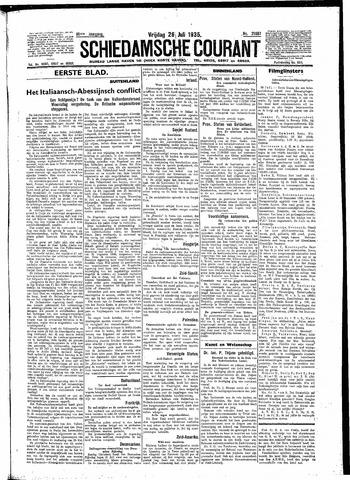 Schiedamsche Courant 1935-07-26