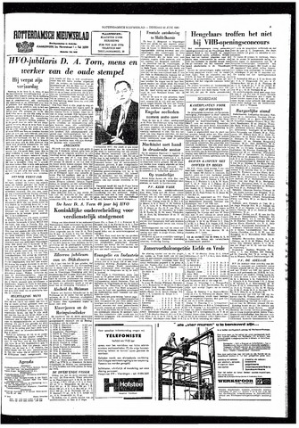 Rotterdamsch Nieuwsblad / Schiedamsche Courant / Rotterdams Dagblad / Waterweg / Algemeen Dagblad 1964-06-16