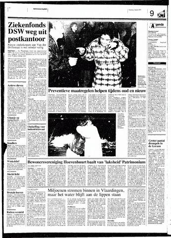 Rotterdamsch Nieuwsblad / Schiedamsche Courant / Rotterdams Dagblad / Waterweg / Algemeen Dagblad 1995