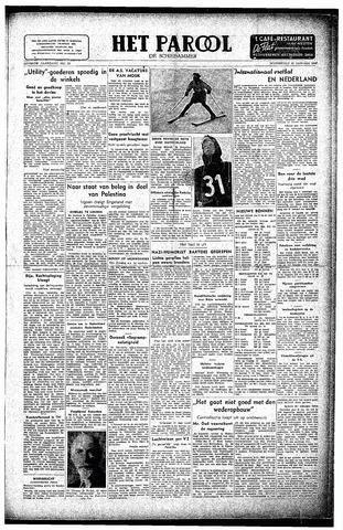 Rotterdamsch Parool / De Schiedammer 1947-01-30