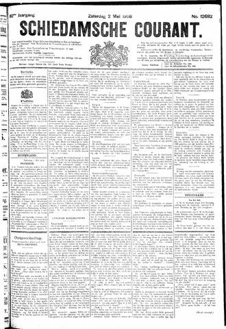 Schiedamsche Courant 1908-05-02