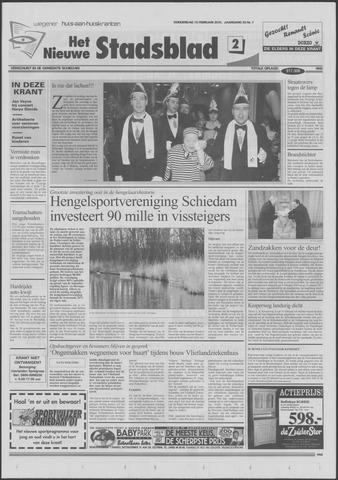 Het Nieuwe Stadsblad 2001-02-15