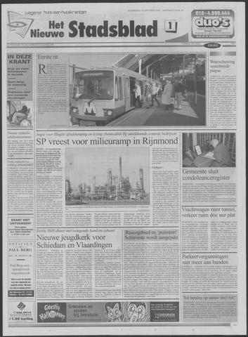 Het Nieuwe Stadsblad 2002-10-16