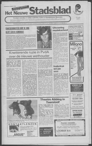 Het Nieuwe Stadsblad 1976-03-10