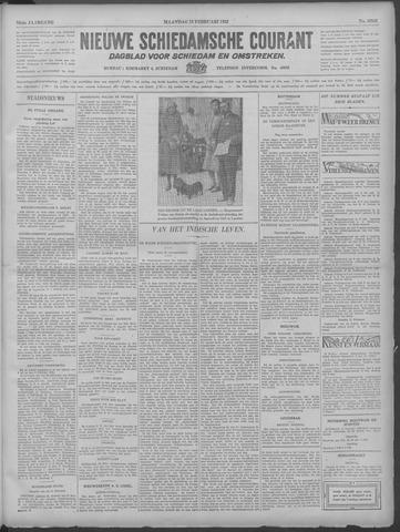 Nieuwe Schiedamsche Courant 1933-02-13