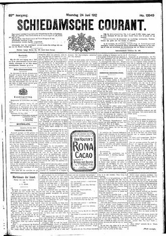 Schiedamsche Courant 1912-06-24