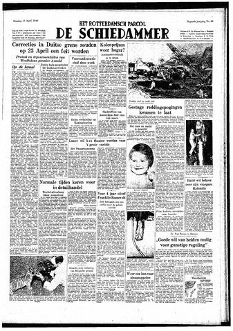 Rotterdamsch Parool / De Schiedammer 1949-04-12