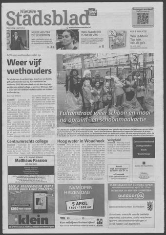 Het Nieuwe Stadsblad 2014-04-02