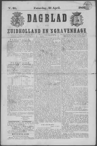 Dagblad van Zuid-Holland 1860-04-21