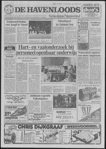 De Havenloods 1987-08-13