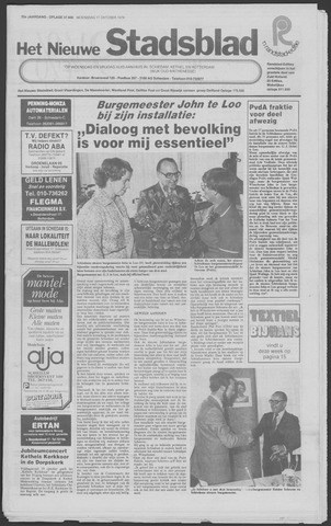 Het Nieuwe Stadsblad 1979-10-17