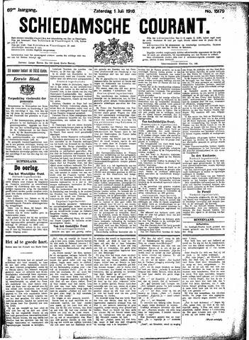 Schiedamsche Courant 1916-07-01