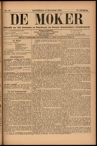 De Moker 1908-11-14