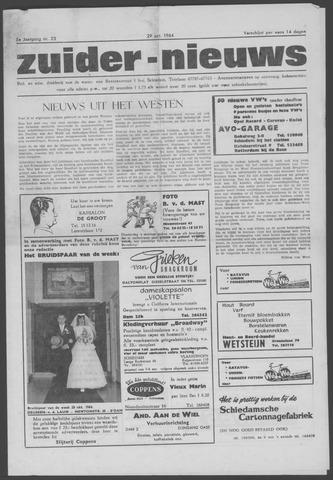 Zuider Nieuws 1964-10-29