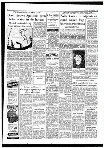 Rotterdamsch Parool / De Schiedammer 1955-12-31