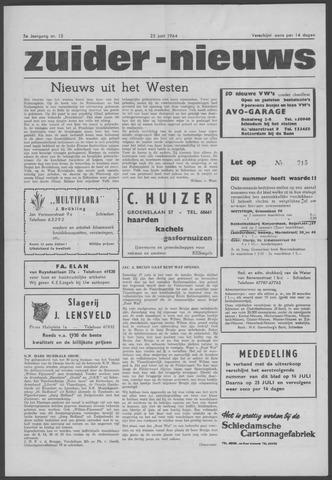 Zuider Nieuws 1964-06-25