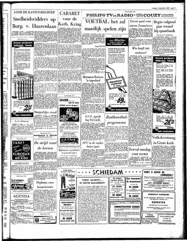 Rotterdamsch Parool / De Schiedammer 1963-12-13